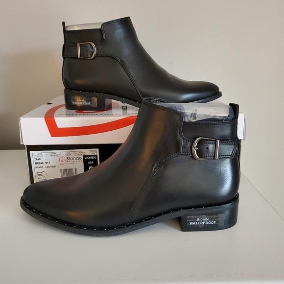 Blondo Shoes   Tami Waterproof Booties